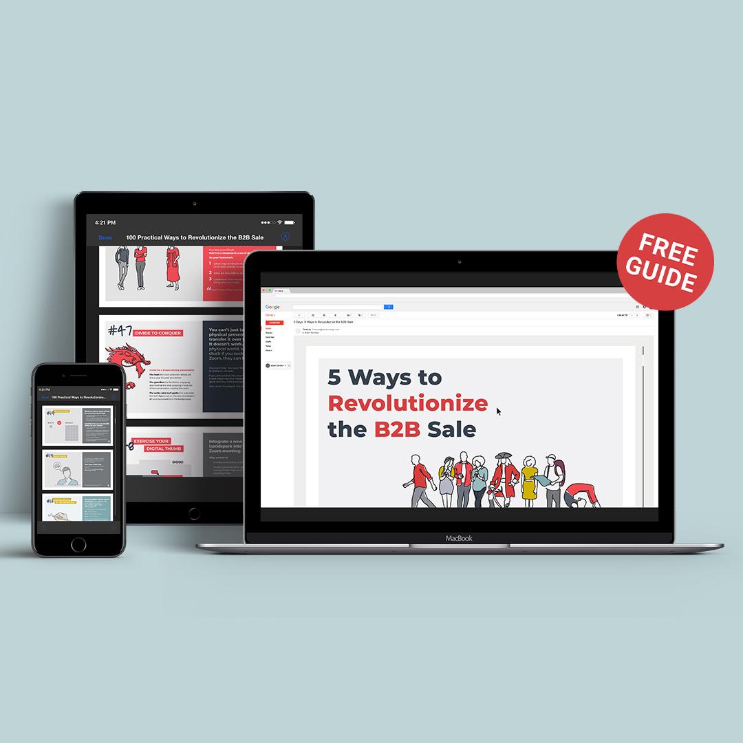ThinkLab B2B Playbook 5 days 5 ways Free Email Series
